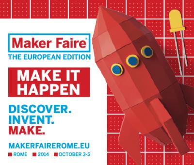 Maker Faire Roma 2014
