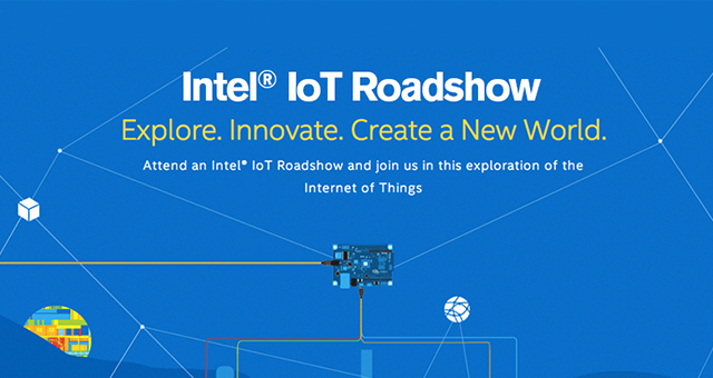 INTEL IoT Roadshow Post Meetup
