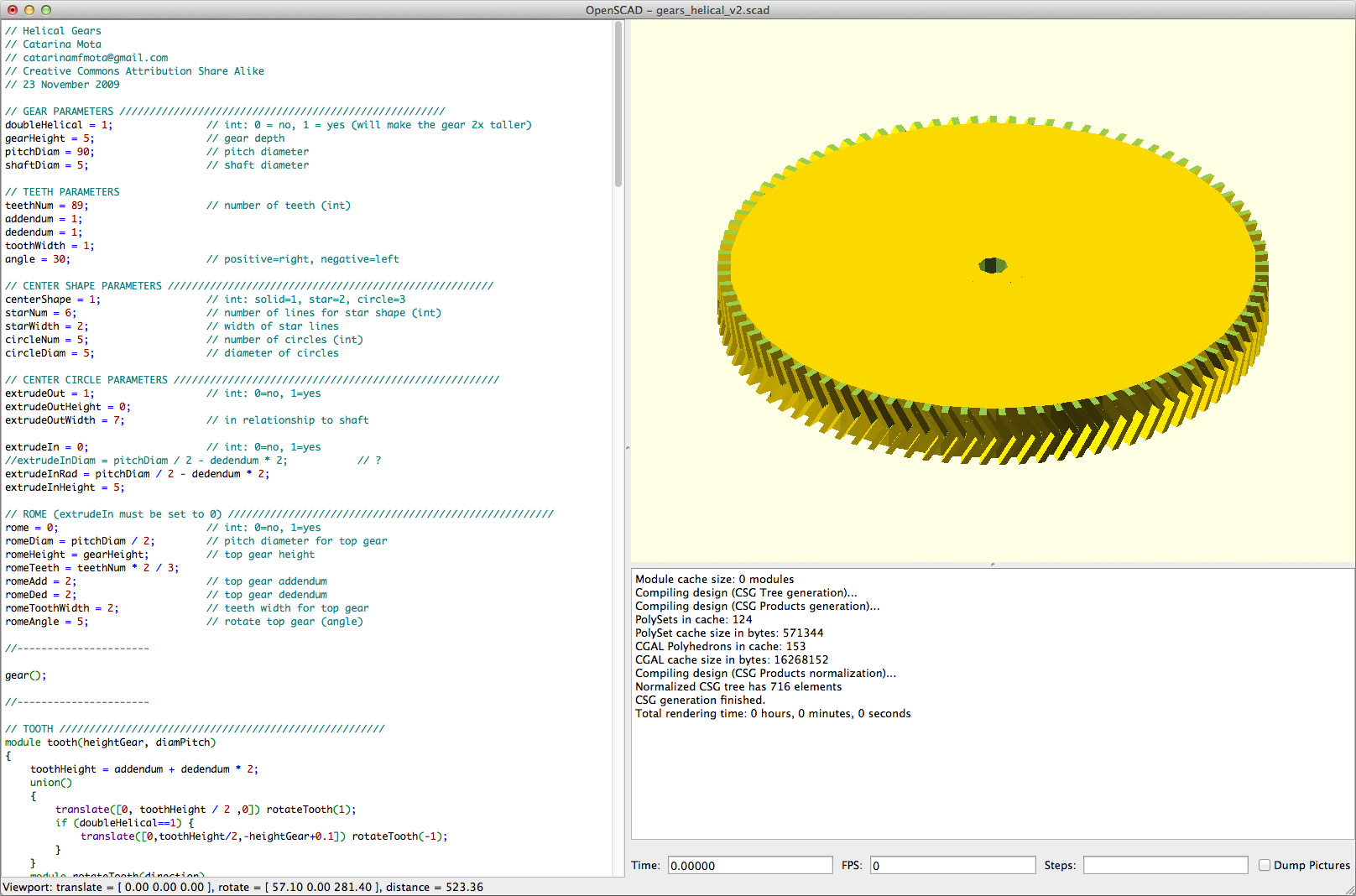 Make your 3D model con OpenSCAD - FabLab Milano