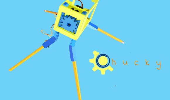 MAKE YOUR ROBOT: CHUCKY