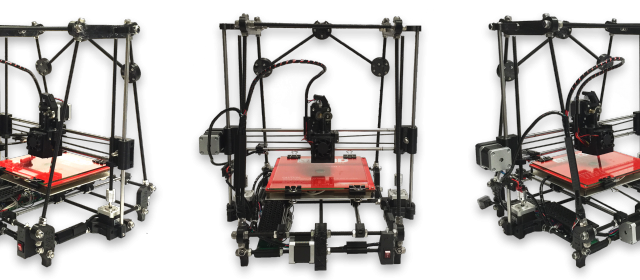 MAKE YOUR 3D PRINTER – Costruisci (con noi) la tua stampante 3D