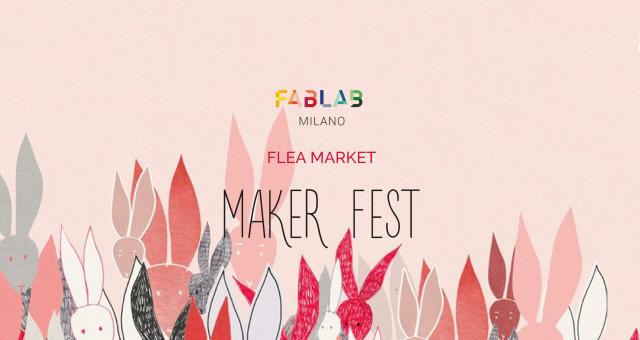 MAKER FEST FLEA MARKET