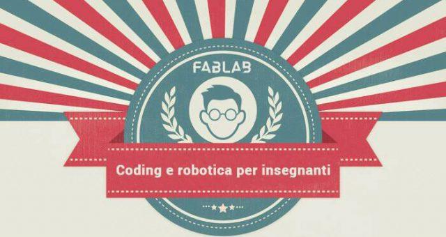 Workshop di Coding e Robotica per insegnanti