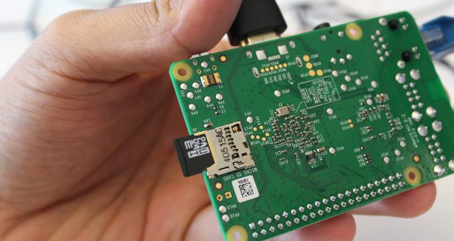 IOT: WORKSHOP DI RASPBERRY PI