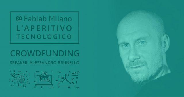 L'aperitivo tecnologico #5: il crowdfunding