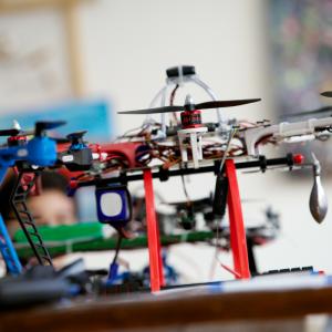 Summer Campus 2019 drone