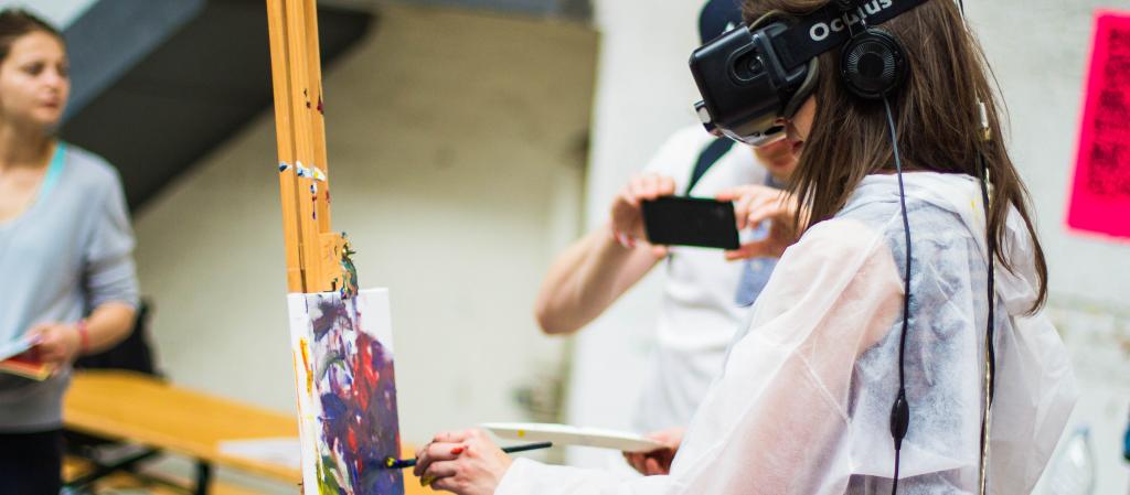 realtà aumentata e realtà virtuale per il corso estivo 2019 al fablab milano